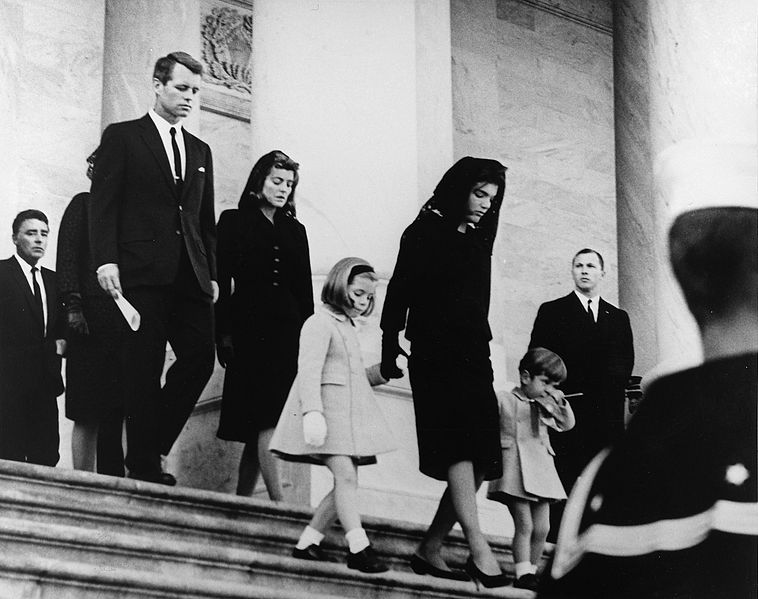 funeral of John F. Kennedy, Jr.
