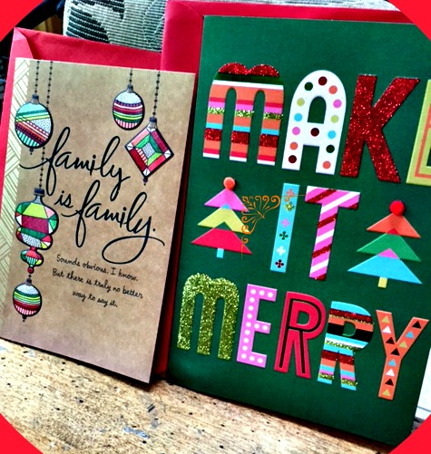 The Holiday Card Dilemma