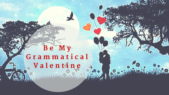 Be My Grammatical Valentine