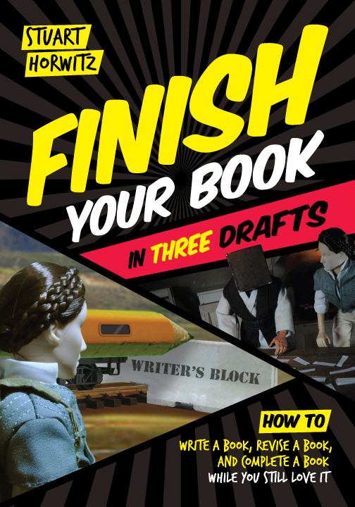 Writing: Finish Your Book in Three Drafts
