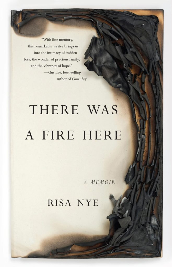 Book Buzz: There Was a Fire Here