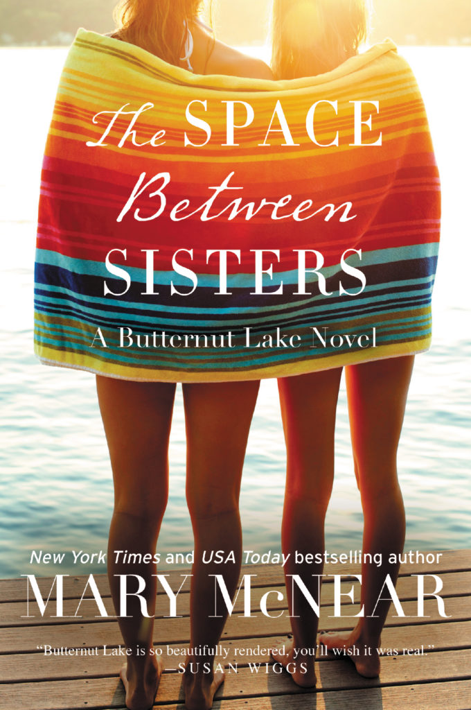 Book Buzz; The Space Between Sisters
