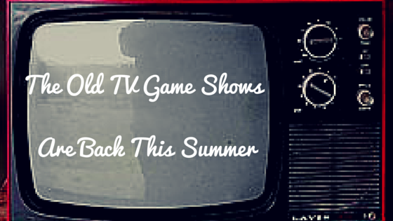 The Old TV Game Shows Are Back This Summer