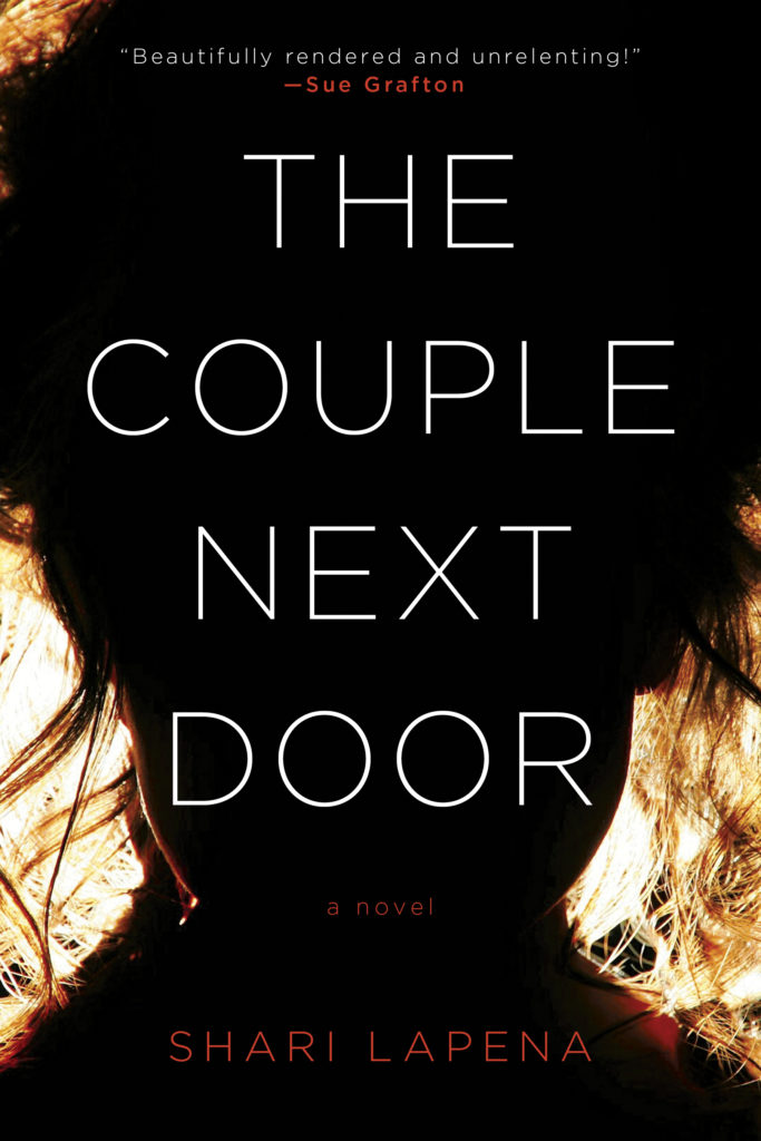 Book Buzz: The Couple Next Door