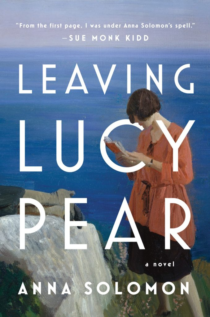 Book Buzz: Leaving Lucy Pear