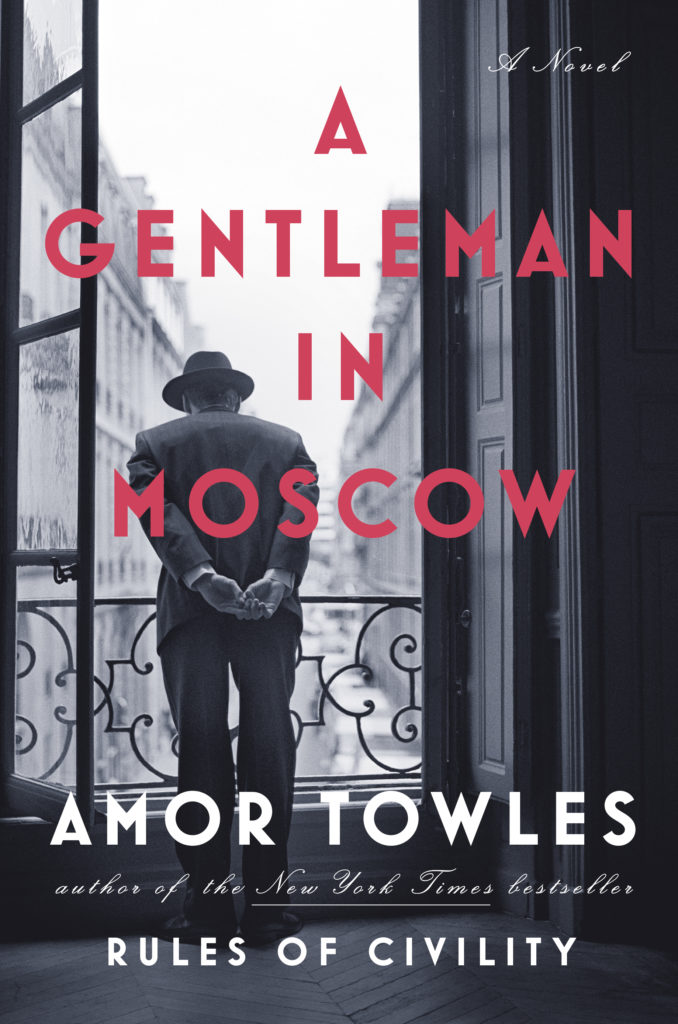 Book Buzz: A Gentleman in Moscow