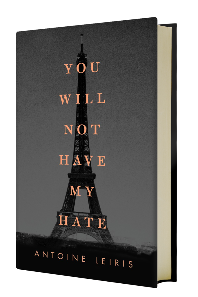 Book Buzz: You Will Not Have My Hate