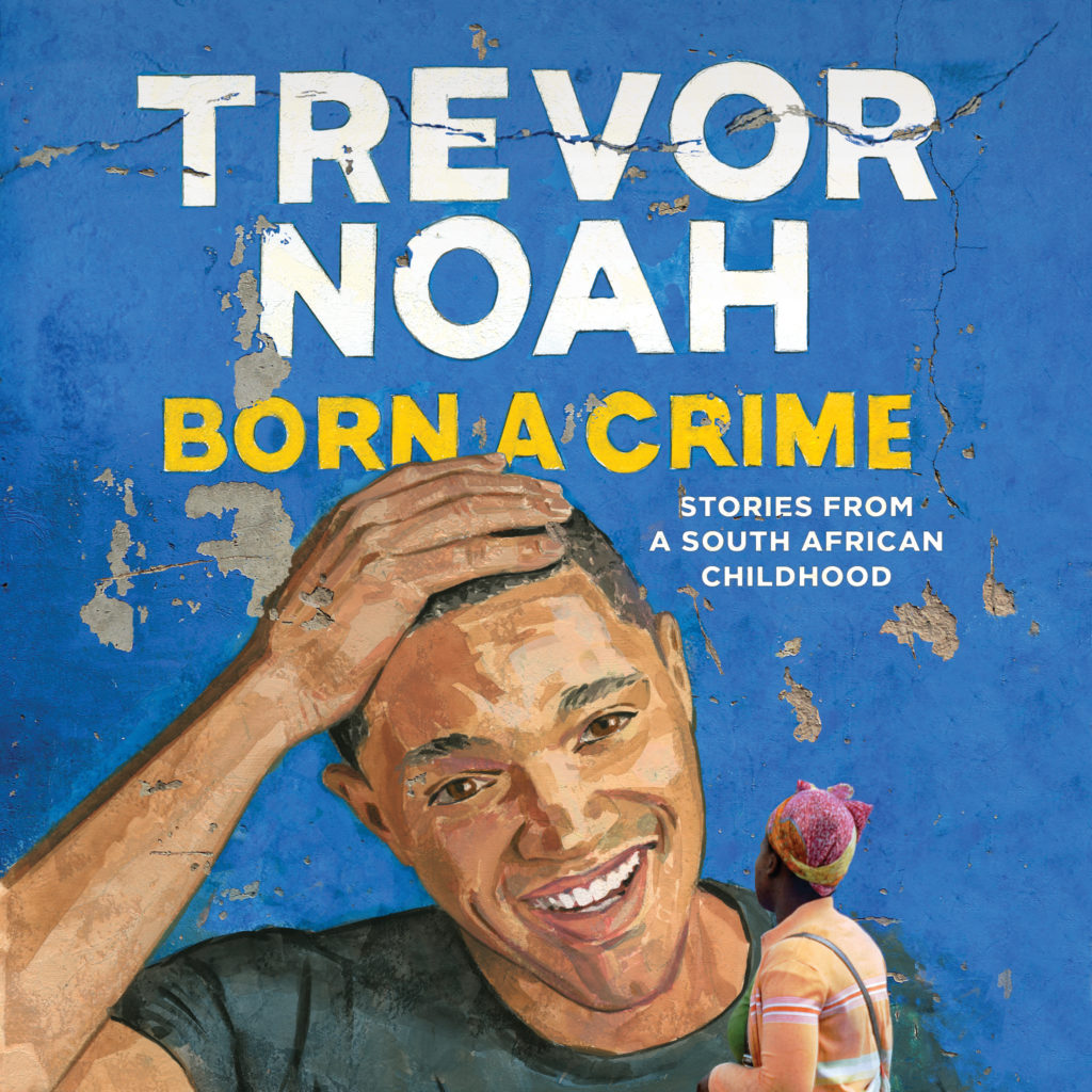 Book Buzz: Born a Crime