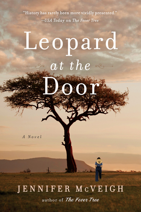 Book Buzz: Leopard at the Door