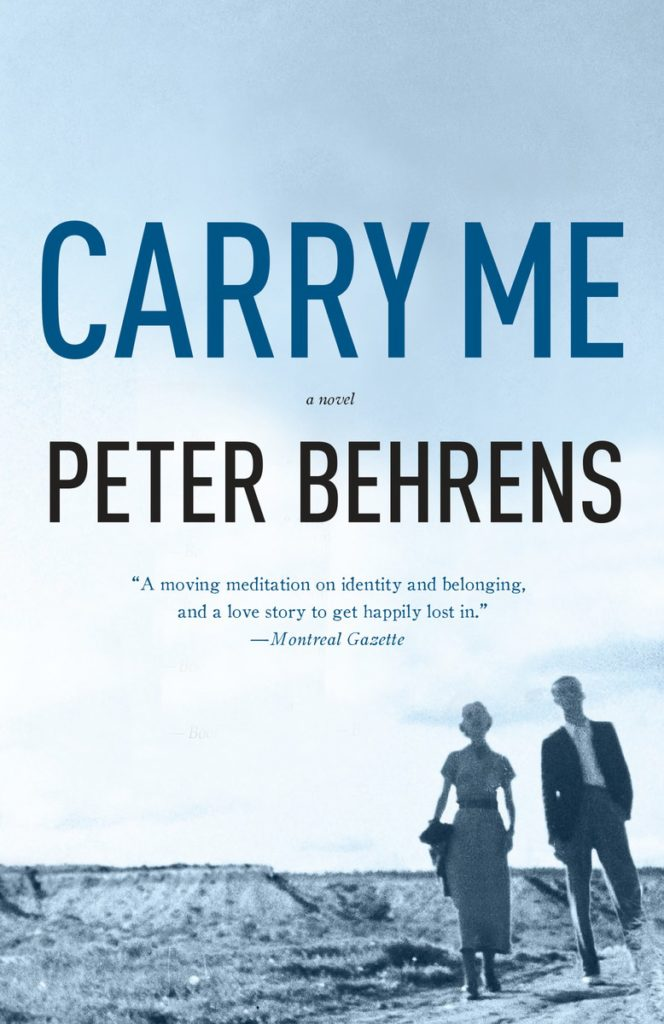 Book Buzz: Carry Me