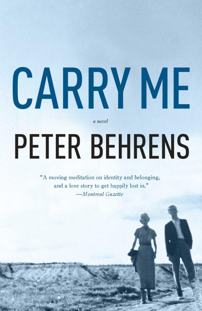 Book Buzz: Carry Me