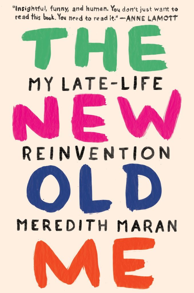 Book Buzz: The New Old Me