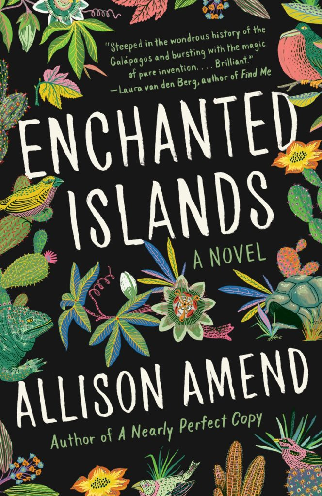 Book Buzz: Enchanted Islands