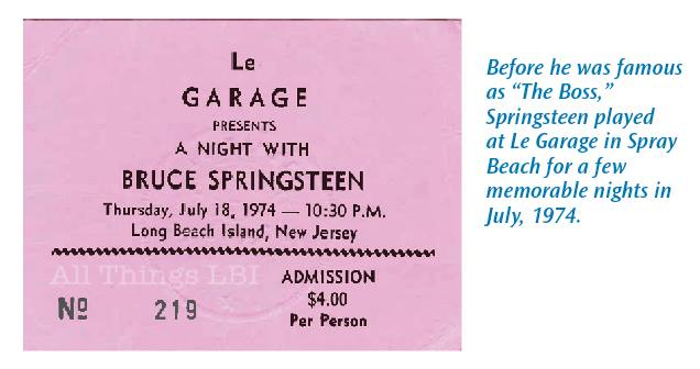 Summer and Springsteen