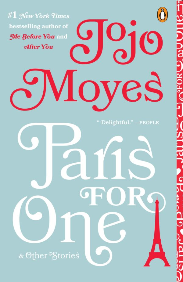 Book Buzz: Paris for One