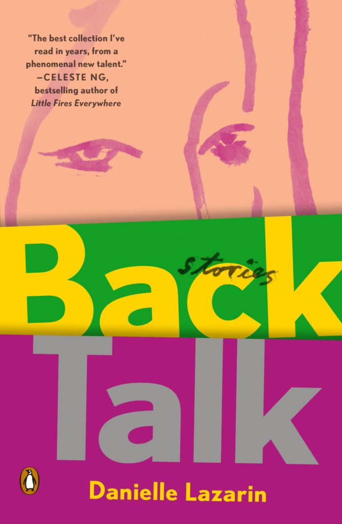 Book Buzz: Back Talk