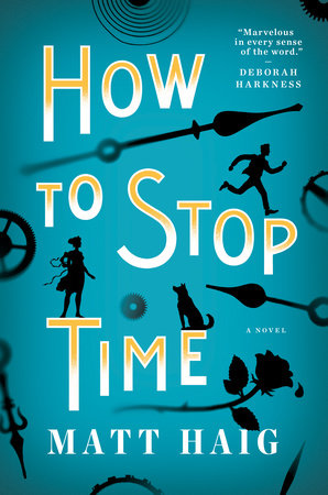 Book Buzz: How to Stop Time